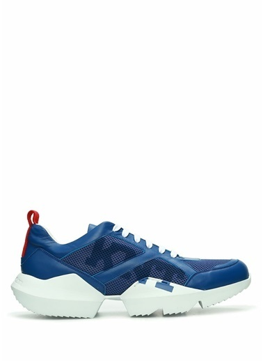 Knt Sneakers Lacivert
